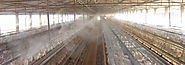 Poultry Environmental Control & Ventilation System, India