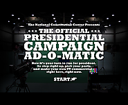 National Constitution Center Ad-O-Matic