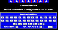American Presidents Hangman Game