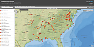 Battlefields of the Civil War - A story map presented by Esri