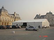 Clear Span Car Show Event Tent for sale
