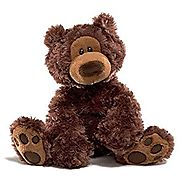 "GUND Philbin Chocolate Teddy Bear (12"")"