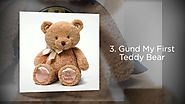 Top 5 Teddy Bears for Kids 2016