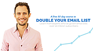 Email1K: Double Your Email List in 30 Days