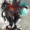 Russ Mills Artwork is a Clash of Art Styles
