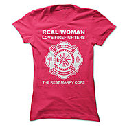Real Woman Love Firefighters