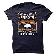 Firefighter Tee/Hoodies