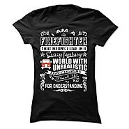 Funny Firefighter T Shirts on Flipboard