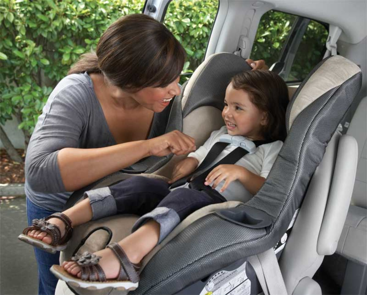 Headline for Best Convertible Car Seats for Toddlers