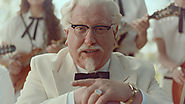 Darrell Hammond Is Colonel Sanders in W+K's Big New Campaign for KFC