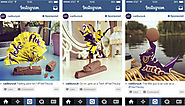 Is Instagram 'the art gallery of the future'?