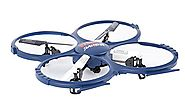 *New Version* UDI U818A-1 Discovery 2.4GHz 4 CH 6 Axis Gyro RC Quadcopter with HD Camera RTF