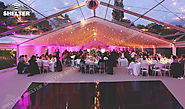 Clear Top Tents for Weddings - Party Marqyee for Sale
