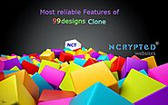 Most reliable Features of 99designs Clone