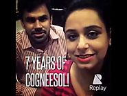 Cogneesol - A Premier Business Outsourcing Company's 7th Anniversary Celebrations