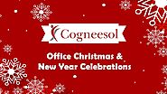 Christmas & New Year 2017 Celebrations at Cogneesol