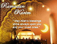 Happy Ramadan Kareem Greetings | Ramadan Greetings