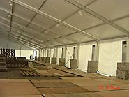 Clear Sapn Exhibition Tent