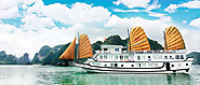 Pelican Cruise Official Website | The 5 star luxury cruise in Halong Bay