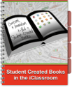 Student Created Books in the iClassroom