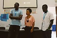 "L'application mobile "" Minute Actu "" remporte le hackathon de Dakar"