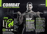 Musclepharm Combat Store Delhi India | Online Combat Protein Seller India.
