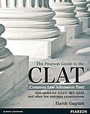 The Pearson Guide to the CLAT