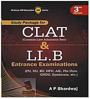 Study Package for CLAT & LL.B. Entrance Examination