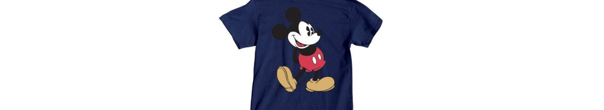 Headline for Mickey Mouse T Shirts