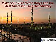 Make Your Visit to the Holy Land the Most Successful And Benedicto..