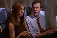 Hugh Laurie as Guy on the Plane