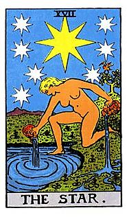 Major Arcana in Raider White tarot IV - Spiritual Reading