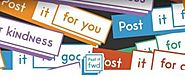 'Post It Forward' Blog Working to Change The Way We Talk About Mental Health - PDResources