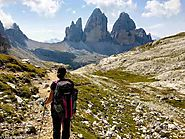 Dolomites Self-Guided Trek in Italy's Most Dramatic Mountain Range