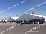 Large Event Tent | Exhibition Marquee