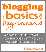 Common Blogging Terms {Blogging Basics for Beginners}