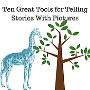 Free Technology for Teachers: Ten Great Tools for Telling Stories With Pictures - A PDF Handout