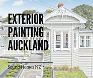 Interior And Exterior Painting Auckland - Sound Homes NZ