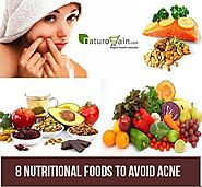 8 Nutritional Foods to Avoid Acne - Treat Acne Naturally!