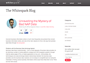 Local SEO Posts | Whitespark