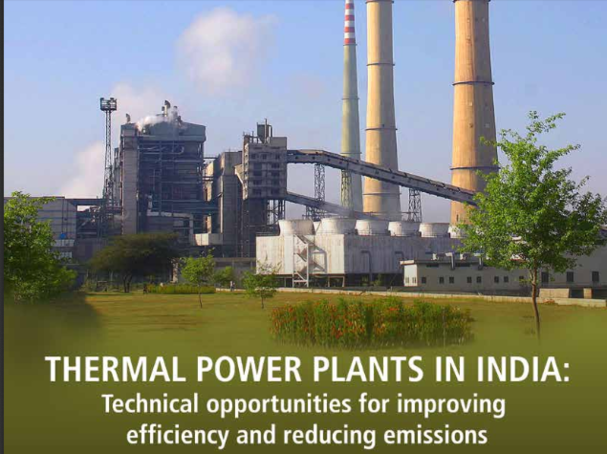 Headline for Top 6 Thermal Power Plants in India : 2015