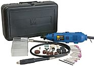 Review: (WEN 2305) Best Rotary Tool Kit with Flex Shaft
