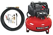 Review: PORTER-CABLE C2002-WK (0.8 HP 6-Gallon Oil-Free)