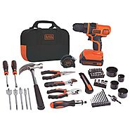 Review: Black and Decker LDX120PK-20V Drill and Project Kit
