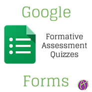 Google Forms: Create a Formative Assessment Quiz