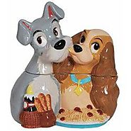 Westland Giftware Ceramic Cookie Jar, Spaghetti Dinner - Kitchen Things