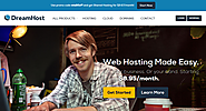 DreamHost Coupon : 90% OFF + Domain |June 2015