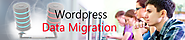 Wordpress Data Migration