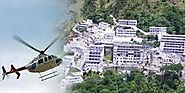 Avail Vaishno Devi Helicopter Services at Low Price