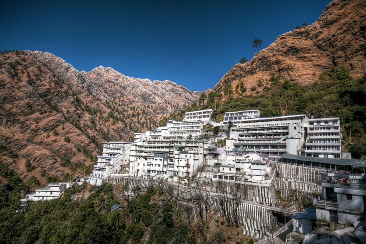 Headline for Mata Vaishno Devi
